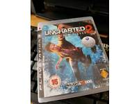 Ps3 game uncharted 2: among thieves
