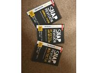 3 Snap revision guides, Macbeth, Dr Jekyll and mr Hyde and animal farm