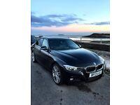 "BMW 3 SERIES M SPORT LEATHER 19"" ALLOYS"