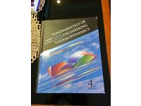 Fundamentals of Engineering Thermodynamics (Hardcover) - Mint Condition