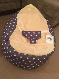 Gaga baby bean bag