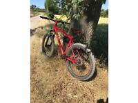 """MARIN PINE MOUNTAIN ONE 20""""27.5+Tyres 2017 30th Anniversary RRP£1250"""