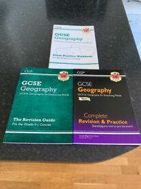 GCSE OCR Geography