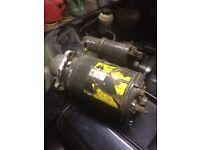 Massey furguson starter motor