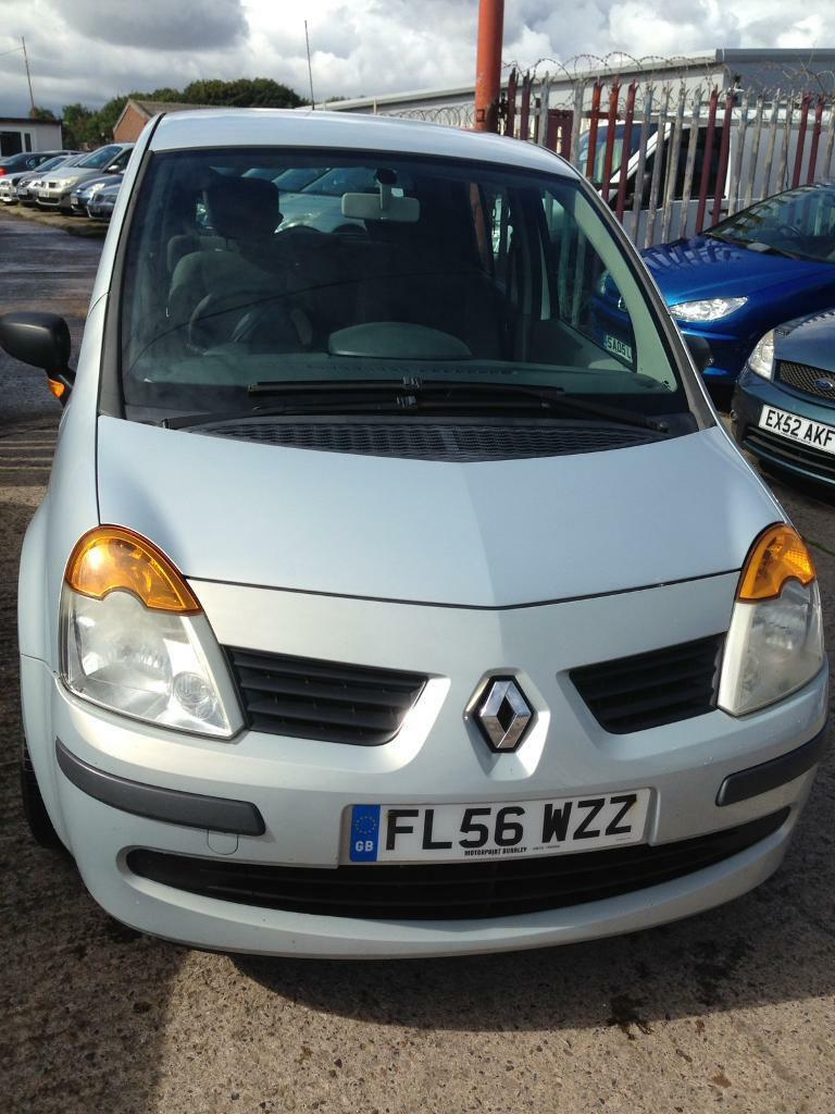 RENAULT MODUS EXPRESSION DCI 80