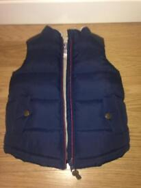 NEXT Boys Gilet/Waistcoat 1.5-2 Years EXCELLENT CONDITION