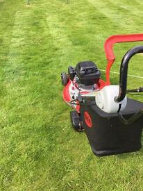 Rotary Lawnmower with roller IBEA 550 Lawnmower