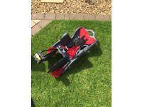 Bike baby / child seat