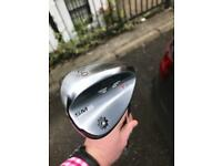 Titleist Vokey SM6 Wedges - 56 58 and 60 Tour Chrome