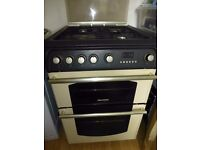 Cannon C60GTCE gas cooker oven
