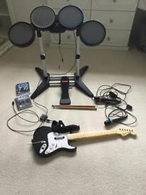 Play station 3 Rock Band