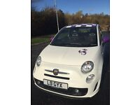 2013 Abarth Fiat 500 1.4 T-JET ** Low Miles** STUNNING CAR!