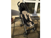 Stroller - Maclaren Quest - Gold/Black