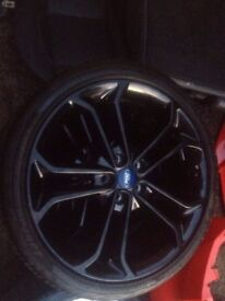 Ford focus st brand new wheels 19inch
