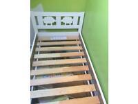 Ikea junior bed & spring mattress