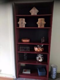 Two Ikea Billy bookcases