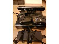 Xbox 360s and Kinect