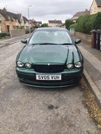Jaguar X-Type, 3L V6, Rare Model