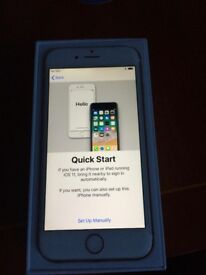 Apple Iphone 6 16gb Gold unlocked boxed with accessories