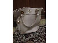 Mk beige handbag