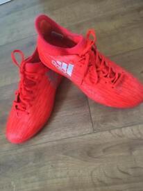 ADIDAS Boys' X 16.3 Tf J Football Boots