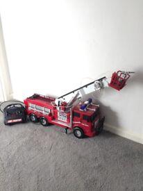 Remote control Fire Engine.