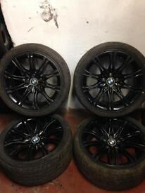 BMW Mv2 BBS 18'inch Alloy Wheels