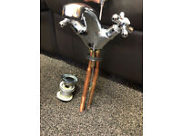 Sink Taps (Excellent Condition)