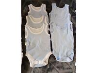 Baby boy clothes bundle up tiny baby bodysuits x20
