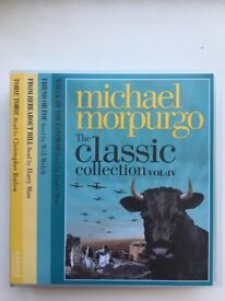 Micheal Morpurgo Classic collection Volume IV