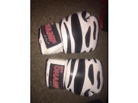 Junior 6oz boxing gloves