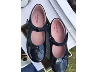 Brand New Start-Rite Black girls shoes size 12 1/2 E