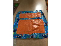 New in packet. Finding Dory sand and water playmat.