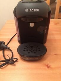 Bosch Tassimo machine in good condition