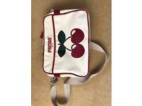 Pacha Ibiza white/red Zipped shoulder bag