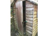 Shed in Coalhill