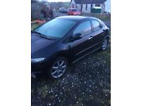 Diesel Honda Civic breaking cheap parts