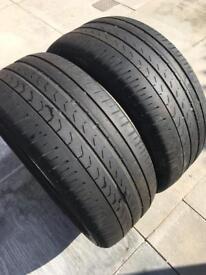 225/45 R17 91W - 2 Pirelli Cinturato Tyres