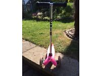 Pink Mini Micro Scooter, excellent condition