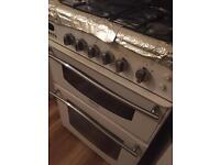 Cooker with double oven - Roma