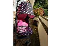 Cosatto Bow How Buggy / Pram