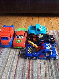 Toddler car/truck bundle