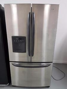 Kenmore elite stainless steel fridge - FREE DELIVERY