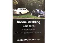 Dream Wedding Car Hire