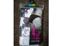 Brand new Mini Briefs Cotton Size M