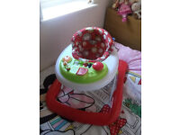 Red Kite Baby Walker Cotton Tail