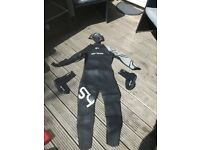 Orca Men's S4 Wetsuit Size 10 Triathlon Swimming
