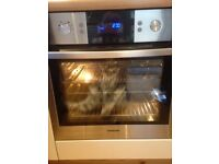 Samsung electric oven