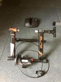 Elite Turbo Trainer with Wheelstand