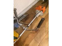 Stihl petrol strimmer good condition moving house no longer required